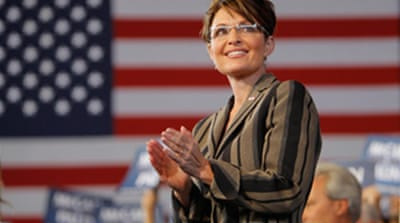 Palin travel expenses scrutinised