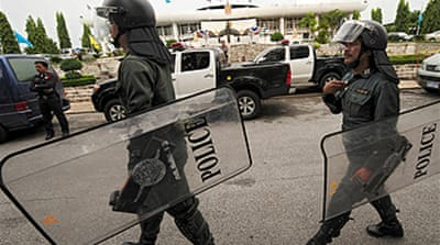 Thailand ends state of emergency