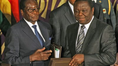 Cabinet row stalls Zimbabwe talks
