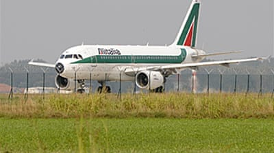 Italy in final bid to sell Alitalia