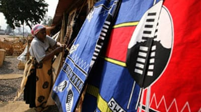 Voting under way in Swaziland