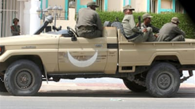 Mauritanian soldiers found dead