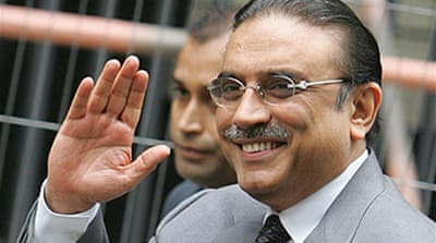 Zardari set to address parliament
