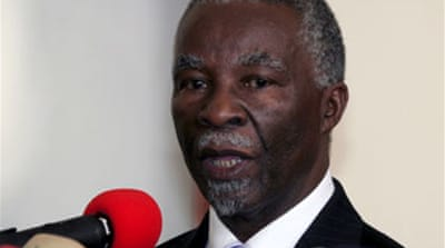 Profile: Mbeki's rise and fall