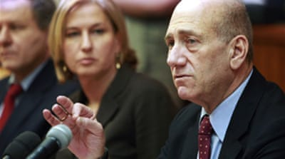 Olmert resigns as Israel PM