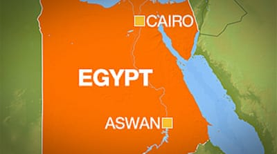 Confusion over hostages in Egypt