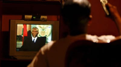 Mbeki quits as S African president