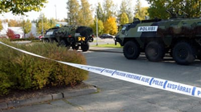 'Several dead' in Finland shooting