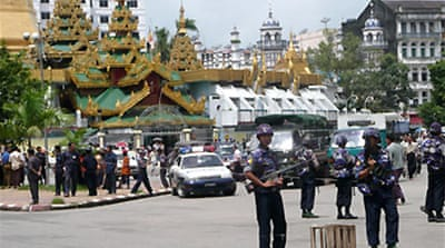 Myanmar marks bloody crackdown