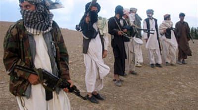 US open to Afghan Taliban talks