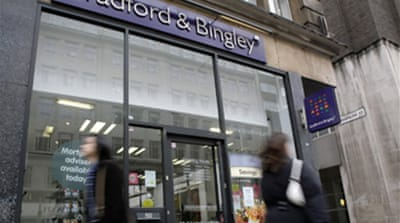 UK to nationalise troubled bank