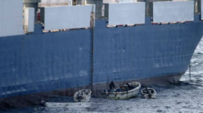 Standoff continues over seized ship