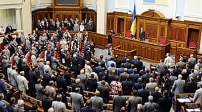 Ukraine coalition set to collapse