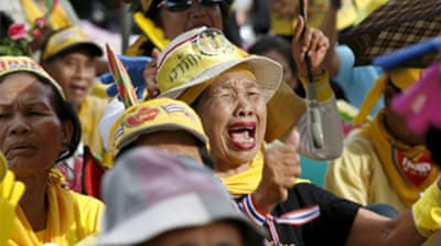 Thai cabinet approves referendum
