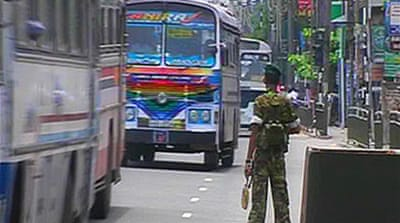 Video: Sri Lanka military advances