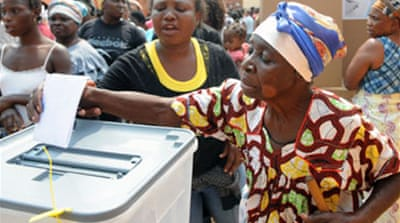 Angola parliamentary polls extended