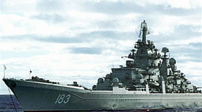 Russian warships to visit Cuba