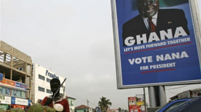 Ghana awaits poll outcome