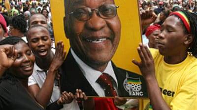 S Africa's ANC opens poll campaign
