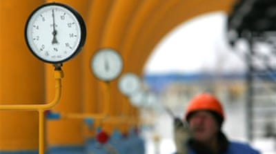 Russia declares gas deal 'void'