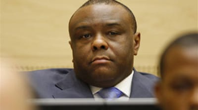 DR Congo's Bemba accused of rape