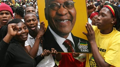 Court setback for S Africa's Zuma