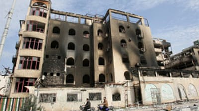 Gaza al-Quds hospital to be rebuilt