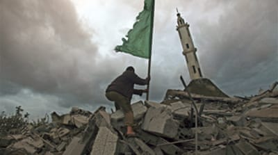 Hamas offers conditional ceasefire