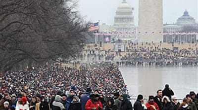 Speech kicks off Obama inauguration