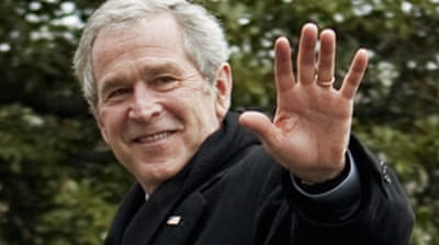 No final pardons from Bush