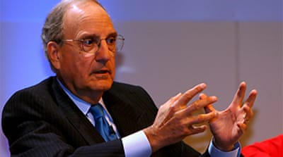 Profile: George Mitchell
