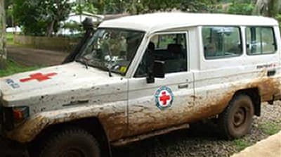 ICRC calls for aid workers' release