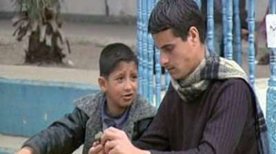 Video: Thousands displaced in Gaza