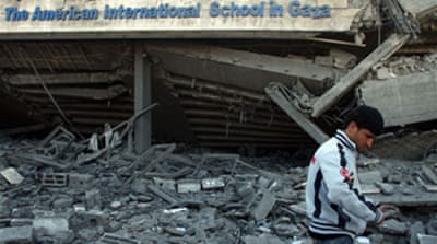 Arms embargo against Israel urged