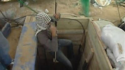 Video: Gaza's tunnels reopen