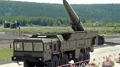 Russia 'halts' missile deployment