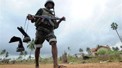 Sri Lanka rejects ceasefire calls