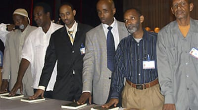 Somali MPs to elect new president