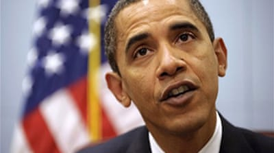 Obama 'deeply concerned' over Gaza