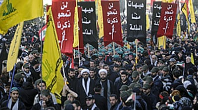 Hezbollah 'ready to fight Israel'