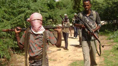 Somali fighters execute 'spies'