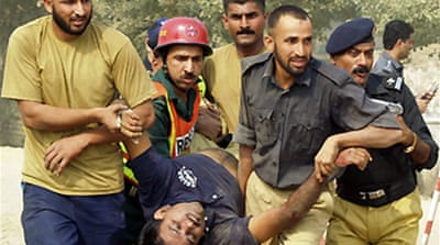 Wave of attacks rock Pakistan
