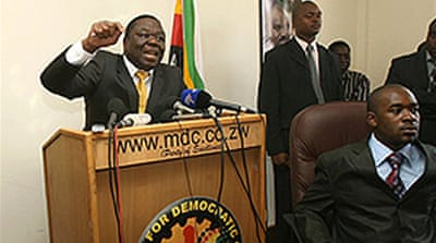 Tsvangirai halts unity co-operation