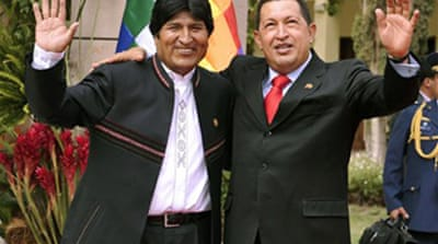Blog: Democracy at risk in Bolivia?