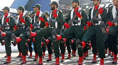 Q&A: Iran's Revolutionary Guards