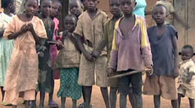 Video: Claims of atrocities in DRC