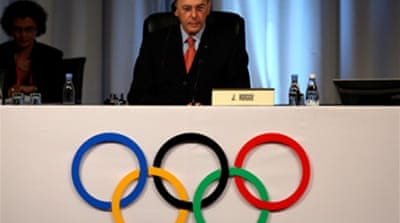 Rogge confident on Rio security