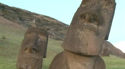 Video: Easter Island under threat
