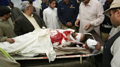 Pakistan provincial minister killed