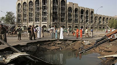 Iraq seeks UN inquiry into blasts